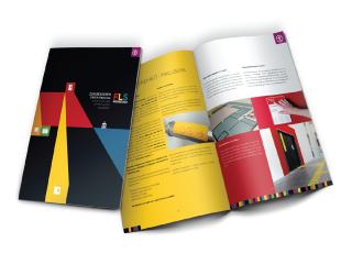 Farbleitsystem Broschüre