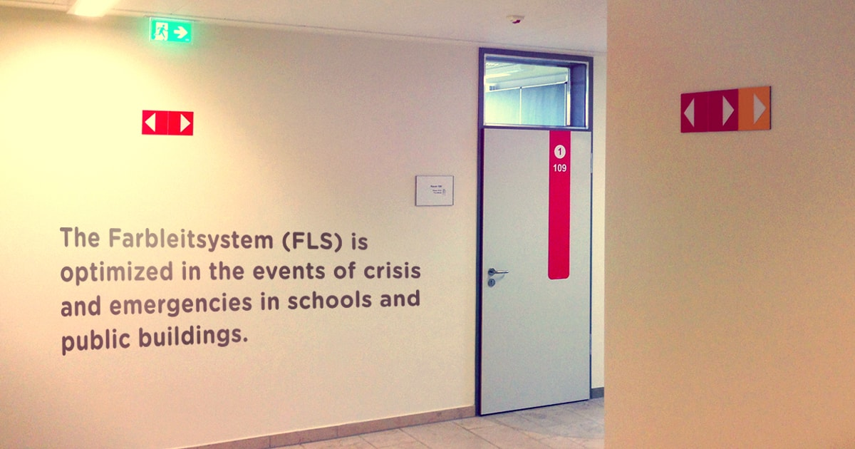 FLS Farbleitsystem