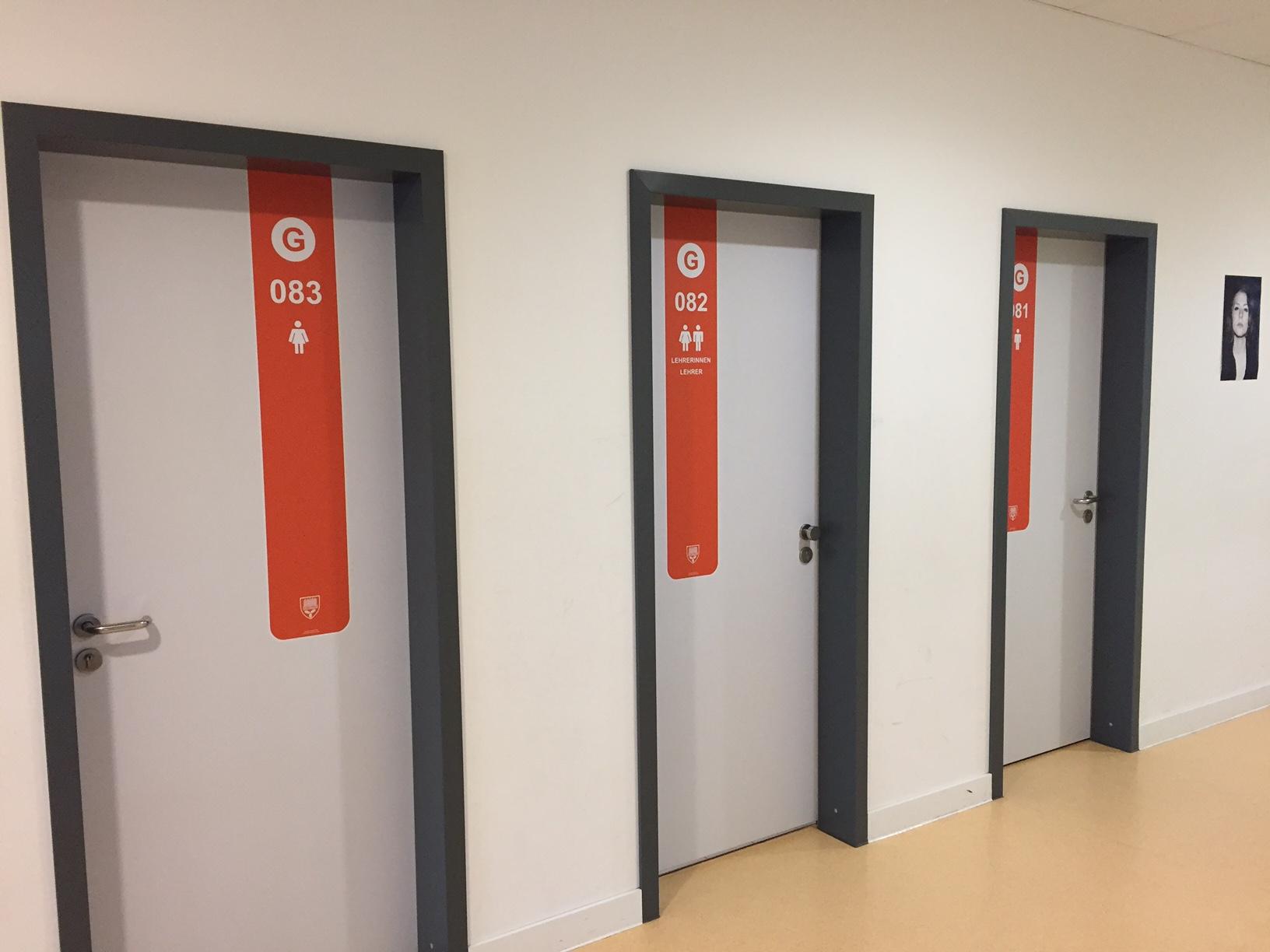 FLS-Türmarker für bessere Orientierung.