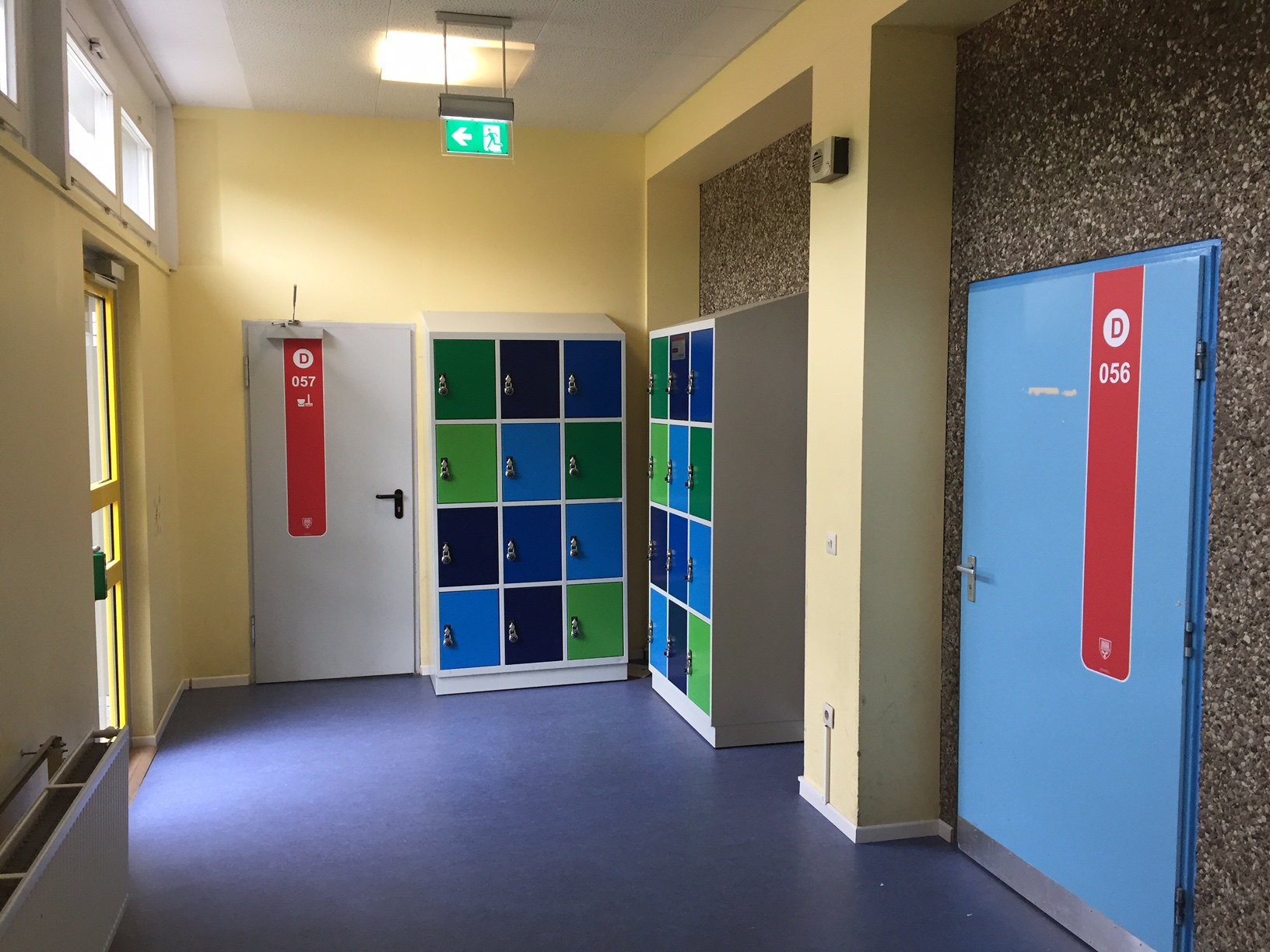 Türmarker Orientierungssystem FLS