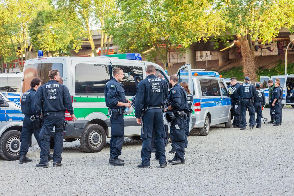 Polizeieinsatz FLS